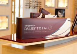 Les lentilles Dailies Total 1 dès le 1er juin en France !