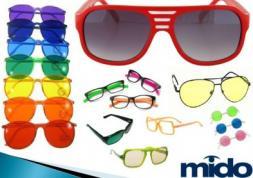 Le Salon Mido 2012 : lunettes, mode et tendances en vidéo !