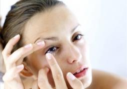 Les lentilles de contact pour corriger la myopie