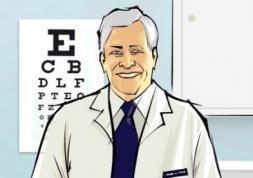 Près d'un ophtalmologiste sur deux a plus de 55 ans
