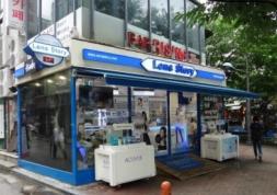 Acheter des lentilles de contact en Corée