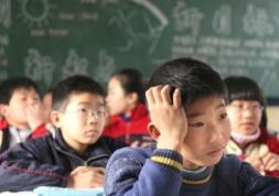 À Shanghai, 60 % des élèves sont myopes