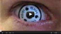 Les lentilles fantaisie Naruto en clip vidéo !