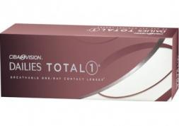 Les lentilles journalières Dailies Total 1 arrivent en France