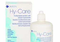 Produit pour lentilles : Sauflon adopte l'acide hyaluronique