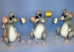 Un produit chimique rend la vue aux souris aveugles !