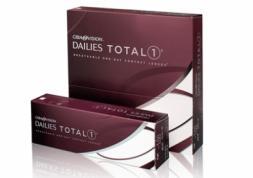 Fin du Tour de France des lentilles Dailies Total 1