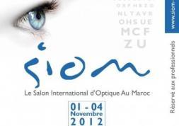 SIOM 2012, le Salon de l'Optique au Maroc