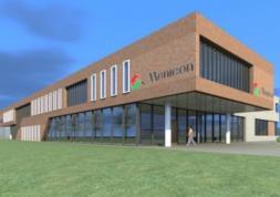 Une usine géante de lentilles de contact Menicon créée aux Pays-Bas
