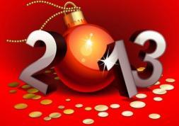 ILC souhaite à toutes et à tous une bonne année 2013 !