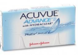 Rappel de lentilles 1-Day Acuvue Moist et Advance