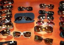 Saisie de montures de lunettes volées à la frontière: appel à témoins