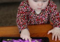 Cécité corticale : l'effet miraculeux de l'iPad et ses jeux pour enfants