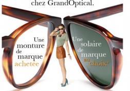 Jeu concours et réductions sur les lunettes de soleil ou lentilles !