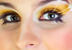La pose d'extensions de cils : un danger pour les yeux ?