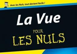 Nouveau en librairie : La Vue pour les Nuls