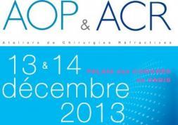 AOP 2013: Un jour pour être à jour en contactologie !