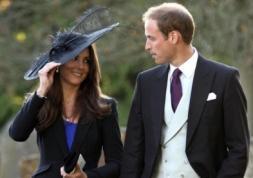 Des lunettes 3D pour le Prince William et Kate