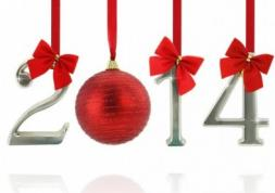 Bonne année 2014 !