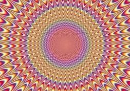Avec les illusions optiques, oubliez les hallucinogènes !