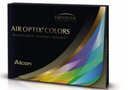 Alcon présente une version colorée des lentilles Air Optix