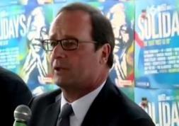 Les nouvelles lunettes du président Hollande font le buzz !