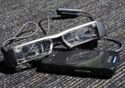 Epson présente de nouvelles lunettes vidéo pour smartphone