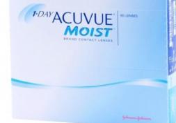 De nouveaux packs géants de lentilles Acuvue 1 Day