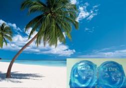 Pour les vacances, vive les lentilles journalières !