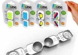 EZCase : un nouvel étui à lentilles antimicrobien