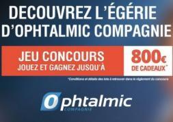 Ophtalmic Compagnie lance un jeu-concours pour les opticiens