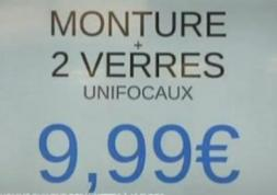 Lunettes à 10€ en 10 minutes : le reportage M6 qui fâche