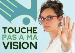 Touche pas à ma vision : les opticiens mobilisent le grand public