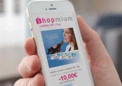 Shopmium: les lentilles journalières moins chères grâce aux smartphones !