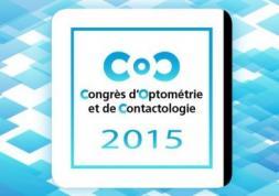 Congrès d'Optométrie et de Contactologie 2015 : un riche programme