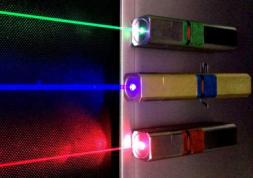 Pourquoi faut-il interdire les pointeurs laser ?