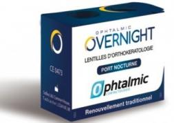Nouvelles lentilles de nuit Ophtalmic Overnight: Vive la liberté !