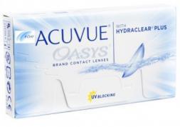 Nouvelles lentilles journalières : Acuvue Oasys 1 Day