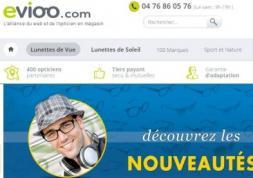 Lunettes en ligne et achat en magasin : un avenir incertain pour Evioo ?