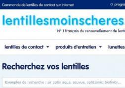 Nouveaux Codes Promo Lentilles moins chères !