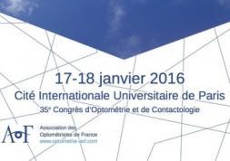 Optométrie et Contactologie: Innovations et enjeux 2016