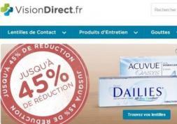 Essilor se lance dans la vente sur internet en France avec Vision Direct