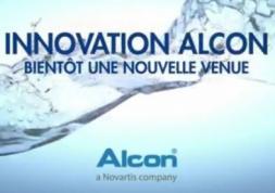 Alcon annonce une nouvelle lentille de contact