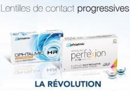 Les lentilles progressives révolutionnent la vue des presbytes !