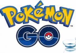 Bientôt des lentilles intelligentes pour jouer à Pokémon GO ?