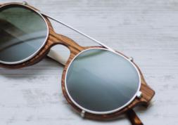 Lunettes en bois : Rezin Wood réinvente le concept Clip-On