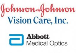 Abbott Medical Optics racheté par Johnson & Johnson