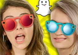 Les lunettes Snapchat débarquent en France