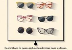 Une nouvelle vie pour des millions de paires de lunettes