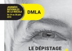 Journées nationales de la macula: Dépistage gratuit de la DMLA